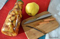 Lichior de gutui rețeta de gutuiată de casă - naturală, fină și aromată | Savori Urbane