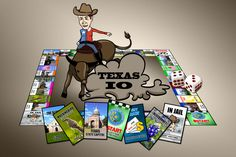 Texas IO is a property trading game about the Great state of Texas! http://www.opoly.io/