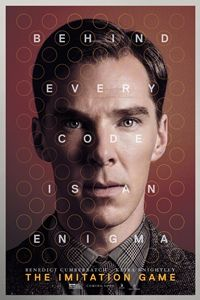 In THE IMITATION GAME, Benedict Cumberbatch stars as Alan Turing, the genius British mathematician, logician, cryptologist and computer scientist who led the charge to crack the German Enigma Code that helped the Allies win WWII. Turing went on to assist with the development of computers at the University of Manchester after the war, but was prosecuted by the UK government in 1952 for homosexual acts which the country deemed illegal.
