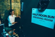 The Matt Richardson spent some time with Half Moon Run in London for our latest Behind The Scenes feature. Half Moon Run, Room Tour, Behind The Scenes, Fire Escape, Tours, Bts, Running, Cardiff, Nice Things