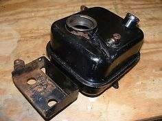#Harley FACTORY HARLEY DAVIDSON BIG TWIN OIL TANK AND BATTERY CARRIER 1965 - EARLY 82 please retweet