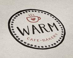 Premade Logo Design Cafe Logo Bakery Logo Natural by DesignLogoWeb