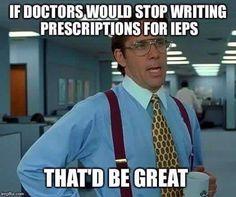 IEP Script
