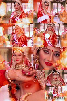 Shivangi joshi Indian Bride Poses, Indian Wedding Poses, Indian Bridal Photos, Indian Wedding Couple Photography, Wedding Photography Poses, Bridal Poses, Pre Wedding Photoshoot, Groom Poses, Bride Look