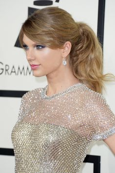 Taylor Swift mit Ponytail