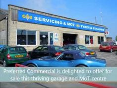 Preferred Commercial is delighted to offer for sale this thriving garage and MoT centre, which was established by our client in 1989. The business is only now offered to the market due to our client's wish to retire.