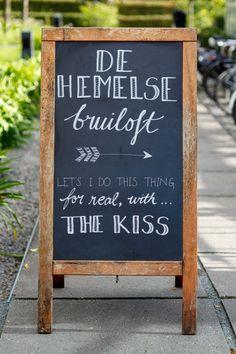 Trouwen in restaurant de Kas in Amsterdam | ThePerfectWedding.nl