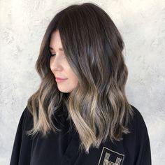 Sunkissed and chopped ✨ #babylights #hairpainting #sombre #balayage #sunkissed #ombre #prettyhair #hairinspo #hairbybrittanyy