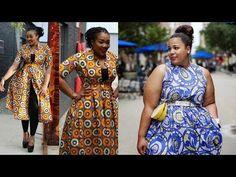 669526077e3 2018 2019 LATEST  KITENGE DRESSES FOR PLUS SIZE DRESSES FOR WOMEN TO TREND  FOR THIS FESTIVE SEASON❤️