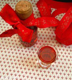 Mézeskalács konyha: Sült birs-alma likőr