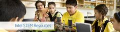 Intel STEM Resources, Project Based Learning that Supports Math and Science