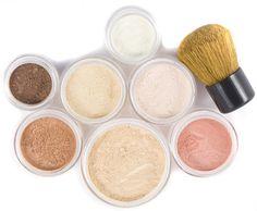 Mineral Makeup Kit - 9pc FRESH START - Customize Colors - $31.95