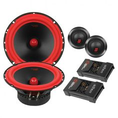 """Cerwin Vega Mobile Series 6.5"""" 2-Way Component Speaker 400W Max  Price: & FREE Shipping 3 Year Warranty on Android units!!! #androidauto"""