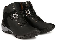 This product is produced from synthetic Subject material at the outside and inside and is completed in a phenomenal black color. It features tpr sole, lace-up closure, and are designed Trekking, Hiking Boots, Lace Up, Mens Fashion, Party Wear, Stuff To Buy, How To Wear, Closure, Black