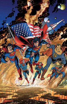 ADVENTURES OF SUPERMAN #16 Written by JOE KEATING Art by MING DOYLE, BRENT SCHOONOVER, DAVID WILLIAMS, AL GORDON, TULA LOTAY and JASON SHAWN ALEXANDER Cover by JON BOGDANOVE