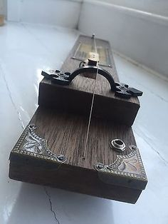 One String Diddley Bow Lap Steel • £60.00 - PicClick UK