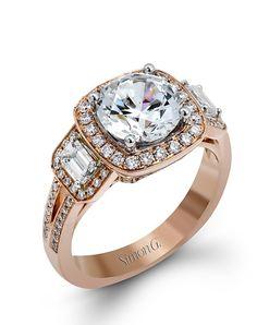 Sylvie S1132 Engagement RingAndrews Jewelers Buffalo NY