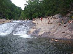 Beautiful natural swimming holes around the U.S.   Photo Gallery - Yahoo! Travel