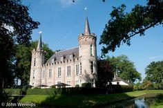 Kasteel Henkenshage / Strijpe / Streepen te Sint-Oedenrode / Noord-Brabant Nederland