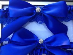 Hey, I found this really awesome Etsy listing at https://www.etsy.com/listing/109583703/royal-blue-wedding-garter-bridal-garter