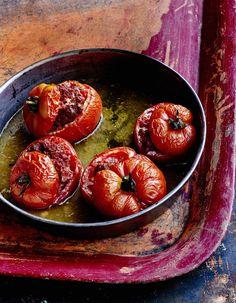 Tomates-merguez vite faites pour 4 personnes - Recettes Elle à Table