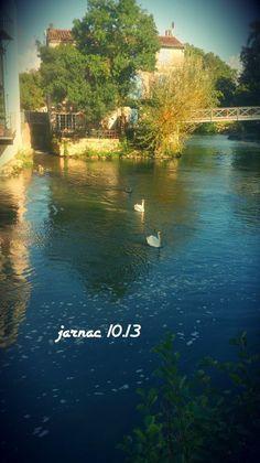 Jarnac, Charente, France