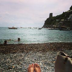 Spiaggia di La Praia (Praiano)