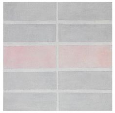 south bedroom  Agnes Martin, Untitled