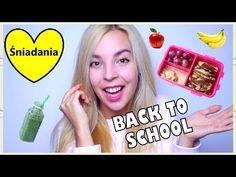 jaglane ciastka, placki z banana i jajka Back To School, Cereal, Breakfast, Food, Youtube, Morning Coffee, Essen, Meals, Entering School