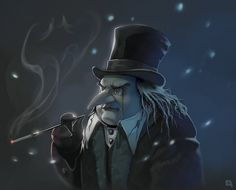 The Penguin, Oswald Cobblepot by Bib0un.