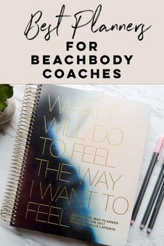 It took me forever to find a 2017 planner that fit my needs. So I wanted to make a list of my top contenders the the perfect Beachbody coach planner for you!