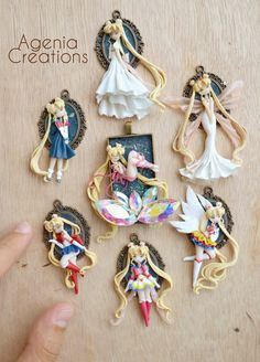 """"""" Moon Prism Power Make Up! """" Sailor moon evolutions<3 Hello guys !! you like them ?? I have made for a comic convention, I hope goes well, let me know what is your favorite! I also ..."""