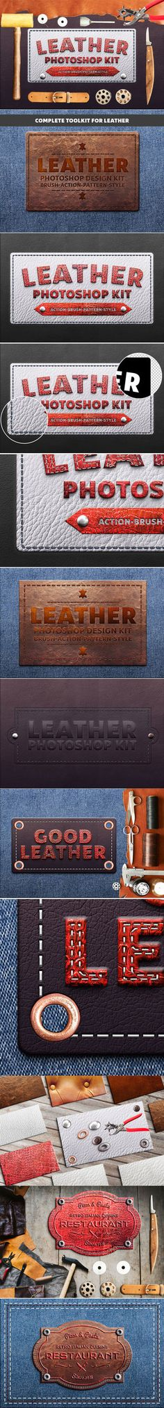 DOWNLOAD:  goo.gl/UT3fU2 Generate realistic leather elements from your text, logo, shape or design in few clicks.Photorealistic and clean effect, high detailEasy and fun to useQui...
