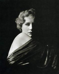 Madge Evans, 1932; photo by George Hurrell