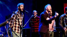 """***The National & Bon Iver*** perform """"Vanderlyle Crybaby Geeks"""" on Q -- gorgeous!!  two of my favs singing one of the BEST songs together!!"""