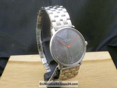 Sternglas Naos Edition Basalt - Quartz Armbanduhren - Oberösterreich Omega Watch, Bracelet Watch, Watches, Bracelets, Accessories, Wrist Watches, Stars, Corning Glass, Wristwatches