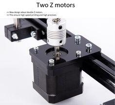 Flsun Cube DIY 3D-принтеры комплект Большая площадь печати 260*260*350 мм открытым построить алюминиевый Рамка 3 D принтер с подогревом кровать Bed Picture, 3d Printer Kit, Diy 3d, Cnc Lathe, 3 D, 3d Printing, Frame, Prints, Impression 3d