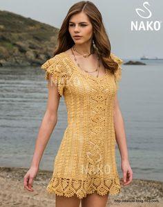 "Dress ""golden"" + excellent scheme!."
