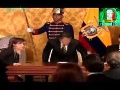Carmen Aristegui Dejan con la mano estirada a EPN enrique peña nieto