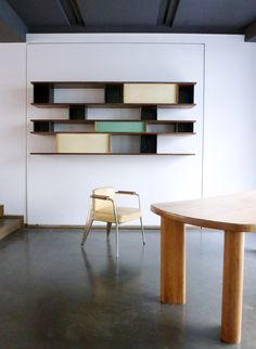 Shelving inspiration.