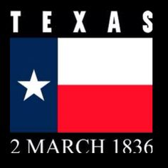 Happy Texas Independence Day!!!