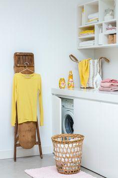 Voor velen niet de favoriete bezigheid, maar met een praktisch ingerichte wasruimte wordt de dagelijkse routine van wassen een stuk makkelijker.