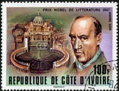 André Gide - Prix Nobel Littérature