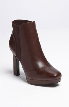 VIA SPIGA Womens Tocarra 7 Chestnut *** To view further for this item, visit the image link.