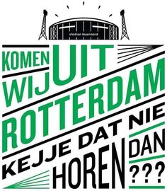 Loud and clear Rotterdam, City Quotes, Going Dutch, Best Club, Lonely Planet, Old And New, Humor, Holland, Anubis
