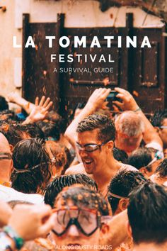 Thinking of heading to La Tomatina? Here's everything you need to know about this crazy Spanish festival!