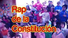 Los alumnos de este colegio ,con sus profesores han compuesto un rap de la constituciòn,y se lo pasa bastante bien. Es el resultado de su trabajo. Seguro que ahora entienden mucho mejor los conceptos y las bases de la constituciòn Spanish Music, Spanish Class, Learning Spanish, Rap, Mindfulness, Neon Signs, Youtube, Movies, Socialism