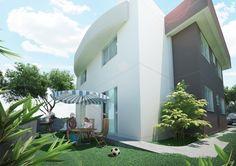 3D Edifício