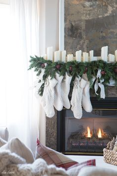 I am so excited to share my home all decorated for Christmas with you today as part of Jennifer Rizzo's Holiday Housewalk. I love this day, and I am always so excited to participate and see what all of the other lovely participants have to share. If you are coming over from Tidbits, welcome! I hope...Read More »