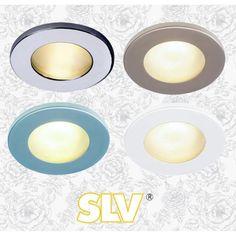 Belysning innflet spot 499,- pr stk IP64 Downlights, Glass, Rome, Drinkware, Corning Glass, Yuri, Tumbler, Mirrors